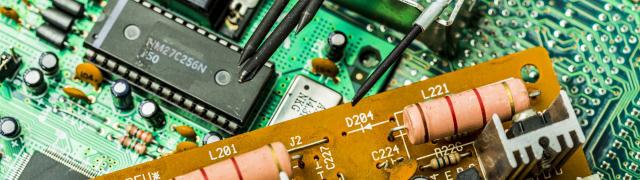 電気電子設計・制御 画像