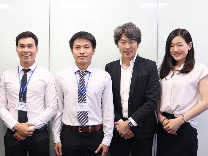 株式会社山本金属製作所 クライアント写真
